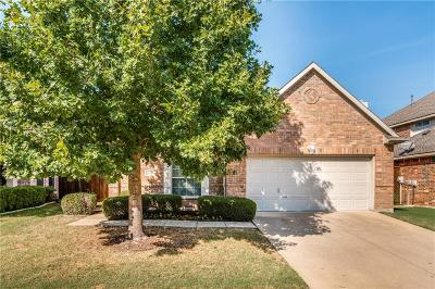 Frisco Single Family Home For Sale: 1436 Bent Tree Drive