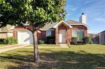 Mesquite Single Family Home For Sale: 216 Woodhill Street