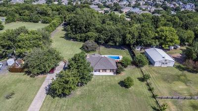 Collin County Single Family Home For Sale: 2311 Forest Grove Estates Road