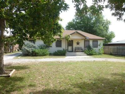 Brownwood Single Family Home For Sale: 4350 Fm 3021