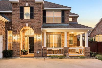 Fort Worth Single Family Home For Sale: 9625 Brazendine Drive