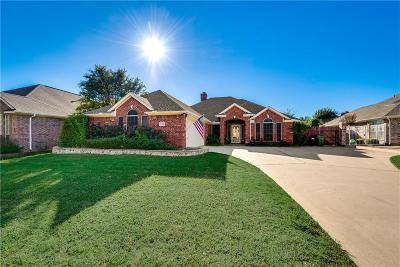 North Richland Hills Single Family Home For Sale: 8325 Red Rose Trail