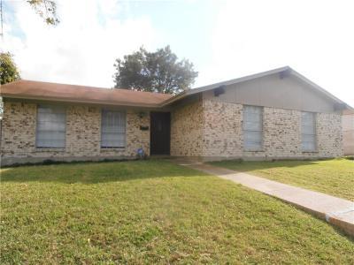 Garland Single Family Home Active Option Contract: 374 Rollingridge Lane