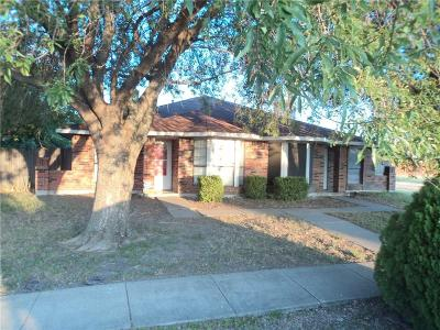 Rowlett Residential Lease For Lease: 2713 Stanford Street #A