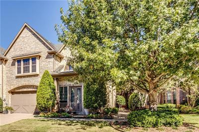 Frisco Townhouse For Sale: 5374 Keswick Drive