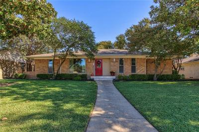 Single Family Home Active Option Contract: 9552 Meadowknoll Drive
