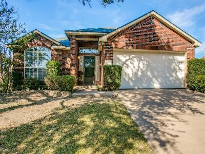 Fort Worth Single Family Home For Sale: 5505 Lake Mead Trail