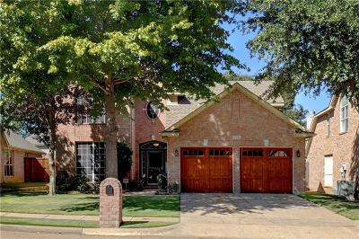 Flower Mound Single Family Home For Sale: 3712 Appalachian Way