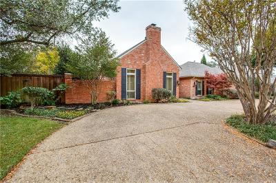 Single Family Home For Sale: 5520 Bent Trail