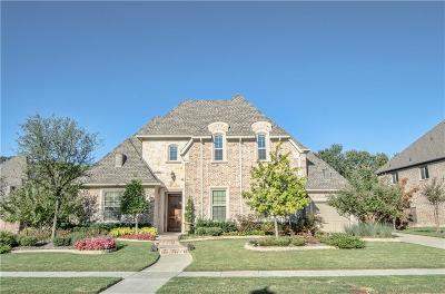 Allen Single Family Home For Sale: 2151 Waterrock Drive