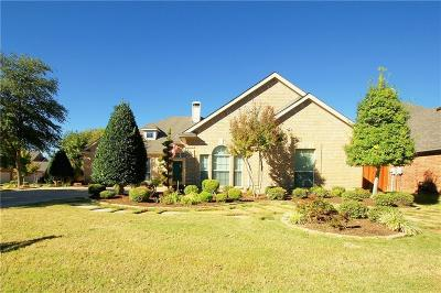 Highland Village Single Family Home For Sale: 2801 Butterfield Stage Road
