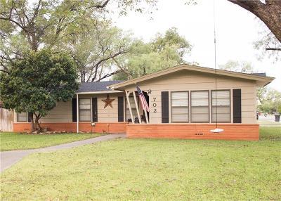Abilene TX Single Family Home For Sale: $139,999