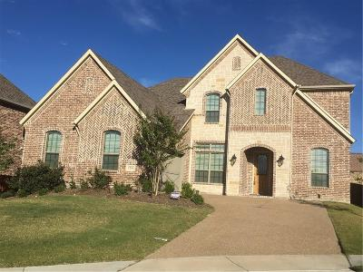 Allen Single Family Home For Sale: 1204 Bentley Drive