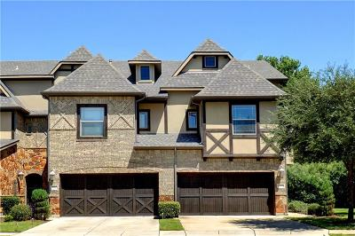 Euless Townhouse For Sale: 909 Brook Forest Lane