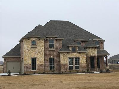 Rockwall Single Family Home For Sale: 1625 Winding Creek Lane