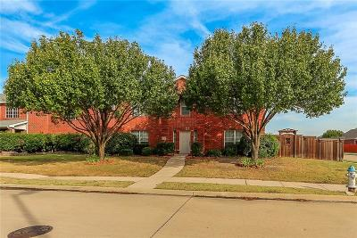 Allen Single Family Home For Sale: 1535 Summerfield Drive
