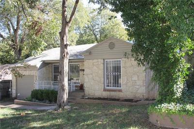 Dallas Single Family Home For Sale: 1236 S Marsalis Avenue
