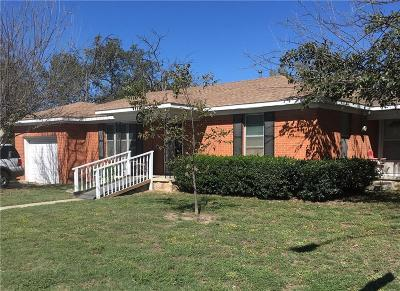 Eastland County Single Family Home For Sale: 115 E Lubbock Street