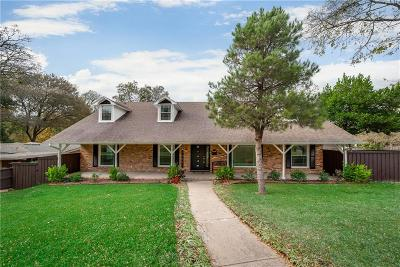 Single Family Home For Sale: 10491 Silverock Drive