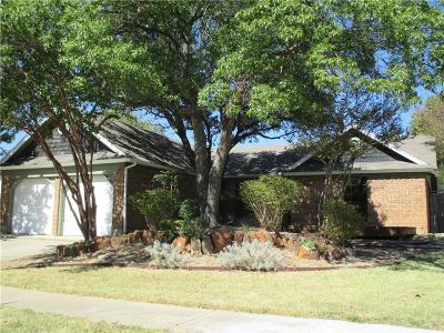 Watauga Single Family Home For Sale: 6441 Ridglea Drive