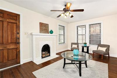 Dallas Single Family Home For Sale: 6224 Vickery Boulevard