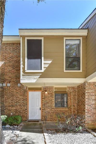 Arlington TX Condo For Sale: $110,000
