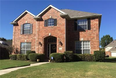 Frisco Single Family Home For Sale: 8314 Pioneer Drive