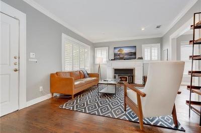 Dallas Single Family Home For Sale: 5819 Palo Pinto Avenue