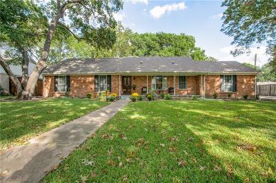 Richardson Single Family Home For Sale: 900 Beechwood Drive