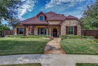 Collin County, Dallas County, Denton County, Kaufman County, Rockwall County, Tarrant County Single Family Home For Sale: 2204 Gunnison Trail