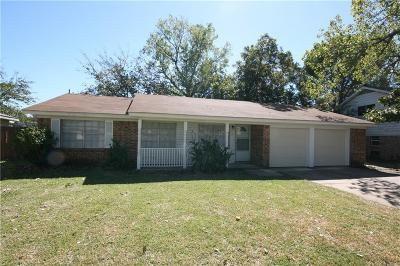 Saginaw Single Family Home For Sale: 237 Straw Road