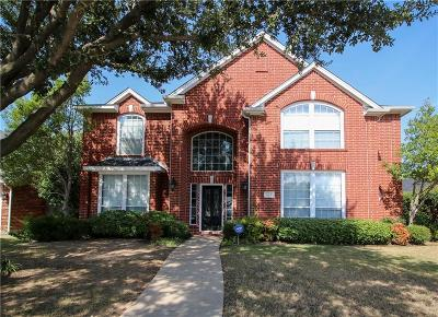 Fort Worth Single Family Home For Sale: 6608 Canyon Crest Drive