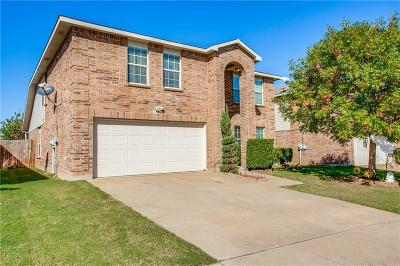 Fort Worth TX Single Family Home For Sale: $206,900