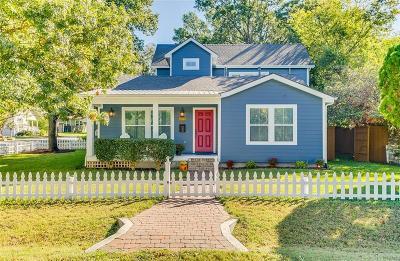 McKinney Single Family Home For Sale: 701 Cedar Street