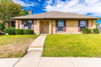 Single Family Home For Sale: 2507 Incline Drive