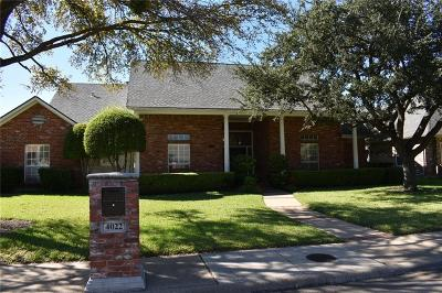 Single Family Home For Sale: 4022 Cobblers Lane