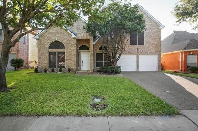 Addison Single Family Home Active Option Contract: 14612 Waterview Circle