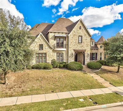 Rockwall Single Family Home For Sale: 837 Elgin Court