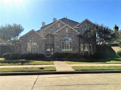 Rowlett Single Family Home For Sale: 9010 Clearlake Drive