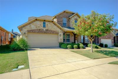 Prosper Single Family Home For Sale: 1433 Palestine Drive