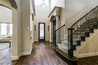 Mckinney Single Family Home For Sale: 8004 Comanche Way