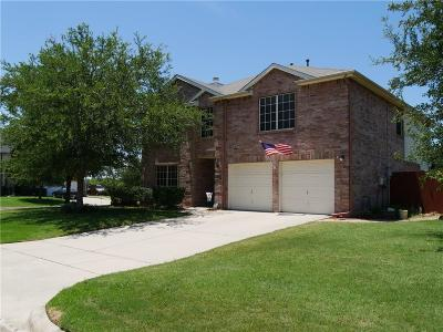 Justin Single Family Home For Sale: 1001 Canyon Drive