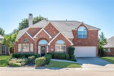 Mckinney Single Family Home For Sale: 8613 Arbor Creek Lane