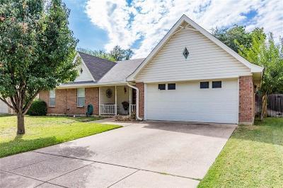 Arlington TX Single Family Home For Sale: $170,000