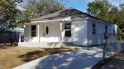 Fort Worth Single Family Home For Sale: 3217 Frazier Avenue