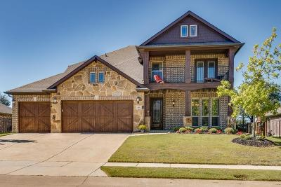 Prosper Single Family Home For Sale: 991 Crystal Falls Drive