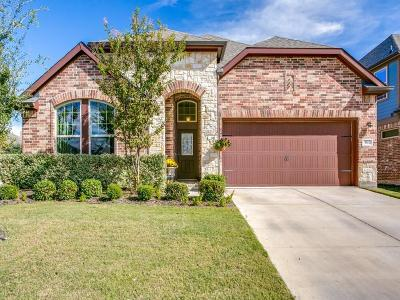 Fort Worth TX Single Family Home For Sale: $345,000