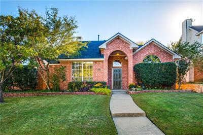 Carrollton Single Family Home For Sale: 4228 Oak Grove Drive