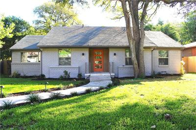 Dallas Single Family Home For Sale: 3442 S Franklin Street
