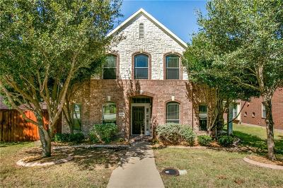 Frisco Single Family Home For Sale: 8698 Fisher Drive